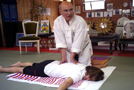 Body Relax Tenshin Dojo galerie photos Shiatsu Do In